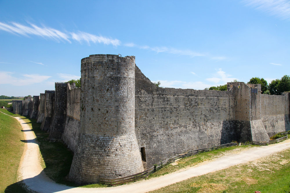 The Ramparts of Provins