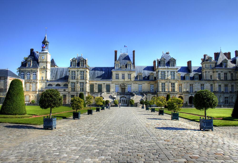 Chateau Fontainbleau