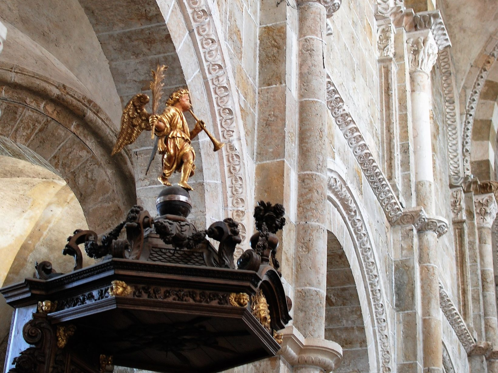 Visit Vezelay Abbey, A World Heritage Site.