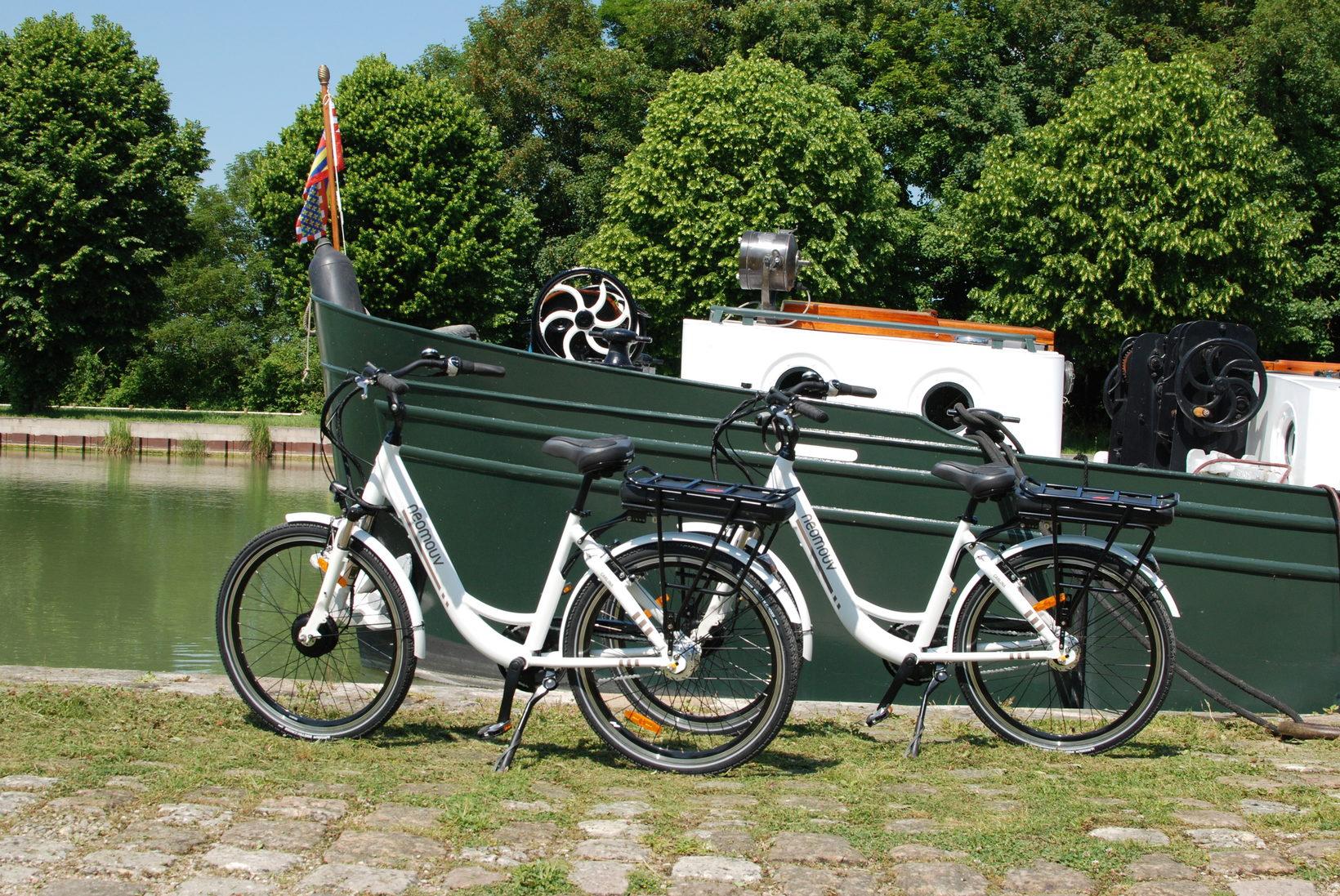 Bike and Barge Cruise - The Randle