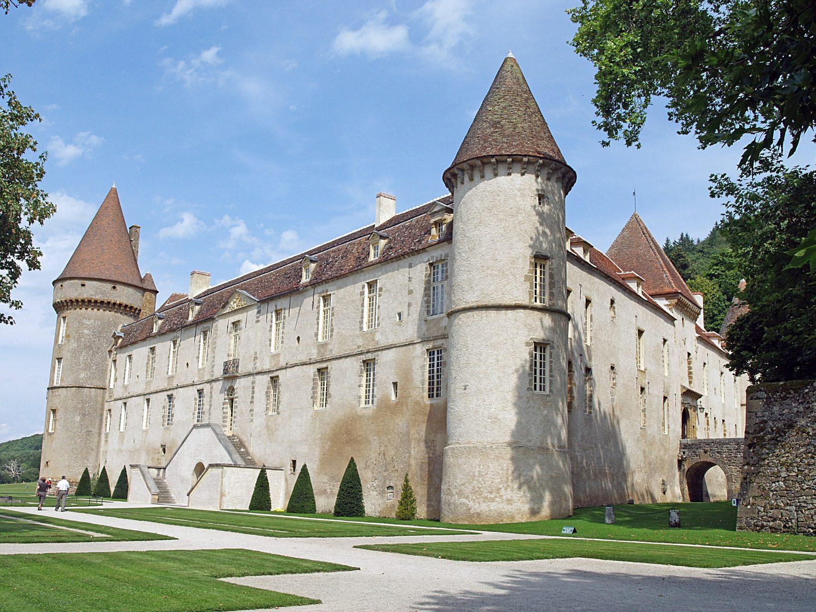Chateau Bazoches